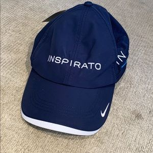 Nike dri fit golf hat.